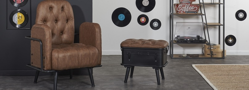 Seat & textile