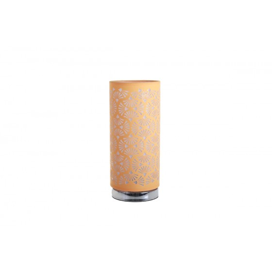 SOCADIS CADEAUX - Deco accessories - LV1926 -  LED TRENDY LAMP TOUCH YELLOW FLOWER PATTERN - INTERIOR