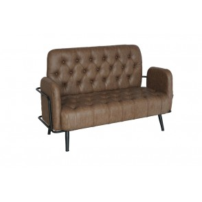 AT1031 - SOFA 2SEATS CHESTERFIELD - CONFORT