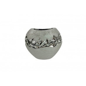 DT2769 - VASE WITH ROUND MOUTH DIAMOND STYLE - EQUINOXE