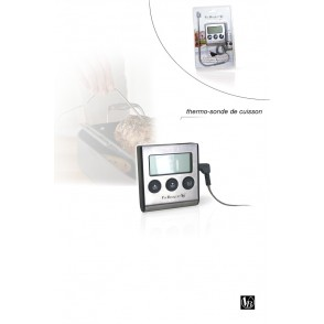 FIH056 - COOKING THERMOMETER - VIN BOUQUET