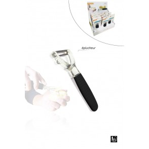 FIH091EX - PEELER WITH DOUBLE BLADE DISPLAY - VIN BOUQUET
