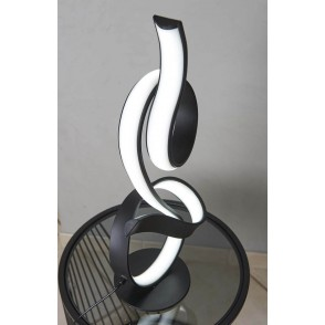 LV2041 - TABLE LAMP DOUBLE LOOPS - INTERIOR