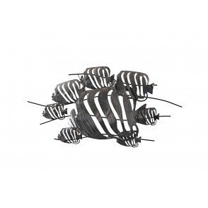 MD4633 - BENCH OF TROPICAL FISH - BEAUX-ARTS