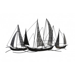 MD4900 - REGATTA GREY WITH EFFECT ON SAILS  - BEAUX-ARTS
