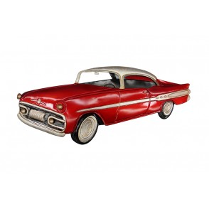 MD4912 - RED MUSTANG WALL DECO VINTAGE - BEAUX-ARTS