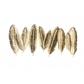 MD5011 - PALM LEAVES XL GOLD - BEAUX-ARTS