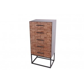 MM01271 - CABINET 5 DRAWERS - LOUNGE