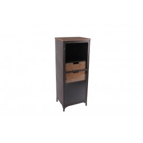 MM01320 - GLASS CASE WITH 2 DRAWERS - MASTER