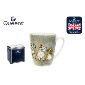 QS1076 - COUTURE COMPANIONS STAFFIES MUG - QUEENS