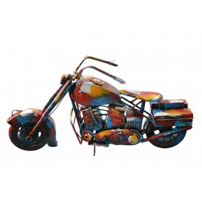SD1062 - HARLEY MOTORCYCLE - PIGMENT