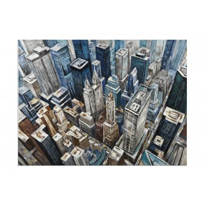 TA5305 - BLUE EFFECT ROOFTOP CITY - GALLERY