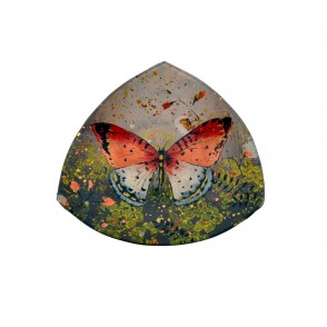VA10411 - SMALL PLATES BUTTERFLY STYLE - ACAPULCO