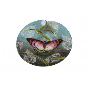 VA10452 - ROUND PLATE BUTTERFLY STYLE - ACAPULCO