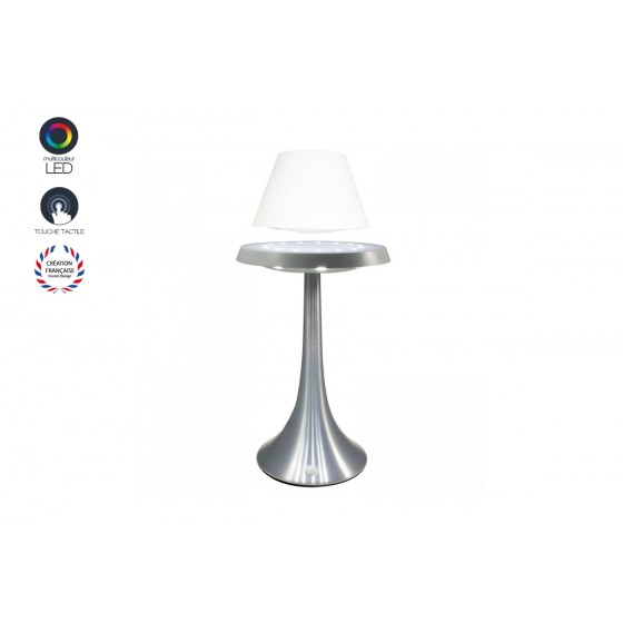 SOCADIS CADEAUX - Magnetic - ML10102 - LAMPE ANTI-GRAVITE ALTHURIA RAINBOW - MAGNETIC LAND