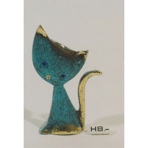 AG3747B - CHAT GROSSE TETE        HOMERE - HOMERE