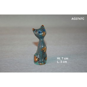 AG3747C - CHAT ASSIS SEUL         HOMERE - HOMERE