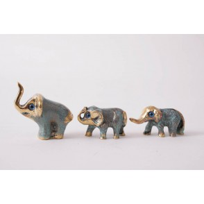 AG5317 - ENSEMBLE 3 ELEPHANTS - HOMERE