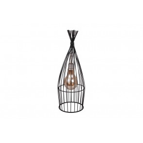 BJ3331 - LAMPE D'AMBIANCE LED TIPI OR  - SUNSET