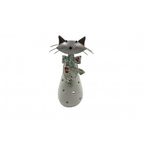 CD3005 - CHAT DEBOUT PHOTOPHORE LIBERTY CHERRY - BENGALI