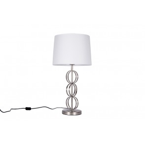 LV1803 - LAMPE METAL CERCLES 3 ETAGES - INTERIOR
