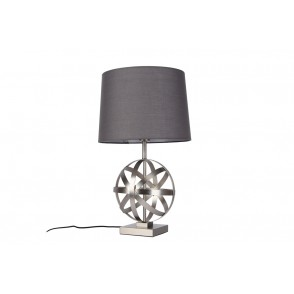 LV1807 - LAMPE METAL SPHERE MULTI CERCLES - INTERIOR