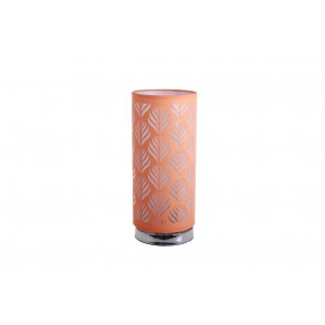 LV1928 - LAMPE D'AMBIANCE LED TOUCH ORANGE MOTIF CHAMPETRE - INTERIOR