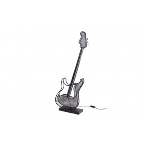 LV2018 - LAMPE A POSER GUITARE LED - ONLI