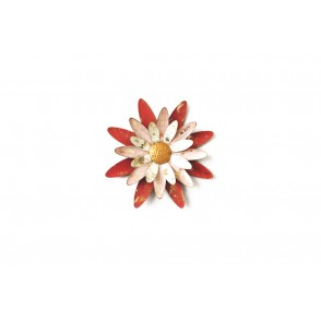 MD4732 - MARGUERITE PETALES CORAIL/ROSE - BEAUX-ARTS