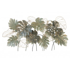 MD4877 - FEUILLAGE EXOTIQUE MONSTERA - BEAUX-ARTS
