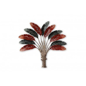 MD4936 - ARBRE JUNGLE ROUGE/NOIR - BEAUX-ARTS