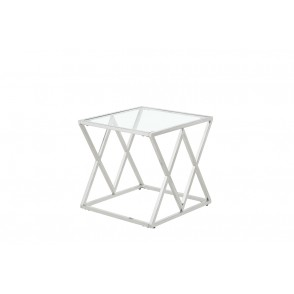 MM01158 - BOUT DE CANAPE DECOR LOSANGE - IKONIC