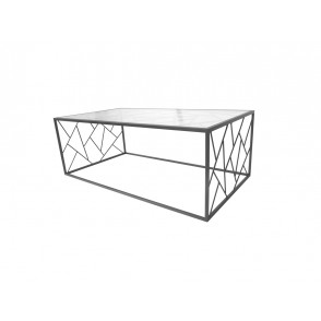 MM01199 - TABLE BASSE TRIANGLES - ART DE FER