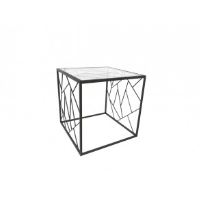 MM01200 - BOUT DE CANAPE TRIANGLES - ART DE FER