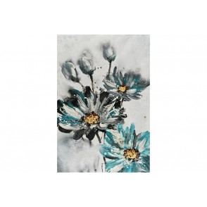 TA5444 - MARGUERITES BLEUTEES 80*120 - GALLERY