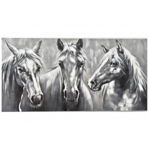 TA5493 - TRIO CHEVAUX GRIS 60*120 - GALLERY