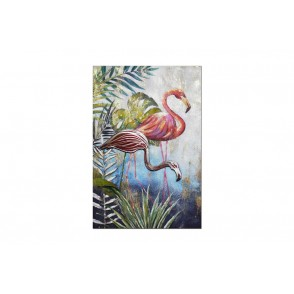 TA5506 - FLAMANTS ROSES EXOTIQUES 120*80 - GALLERY