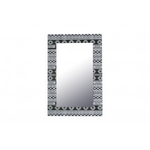 VA10288 - MIROIR RECTANGLE 60X40CM VINTAGE GEO. - HARMONIE