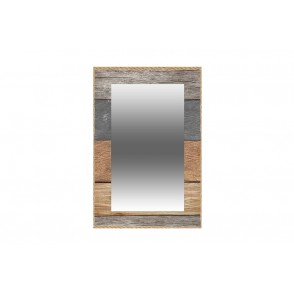 VA10298 - MIROIR RECTANGLE 60X40CM MARIN - HARMONIE