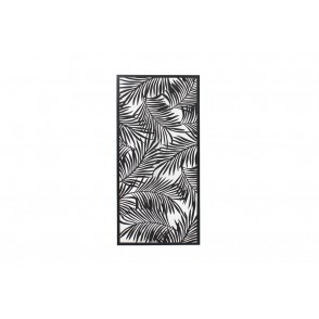 MD4806 - LEAVES WITH PALM LEAVES FRAMED - BEAUX-ARTS