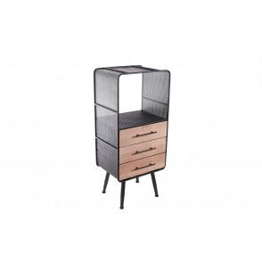 MM01307 - 3 DRAWERS CABINET - WALTER
